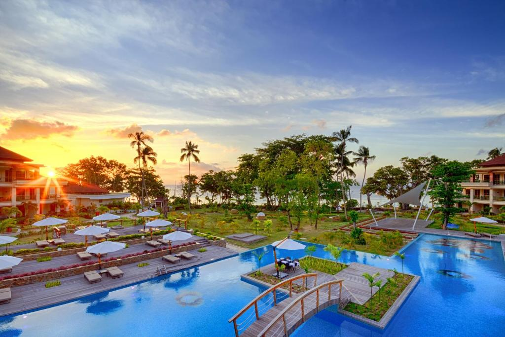 Savoy Resort Spa Beau Vallon Seychelles