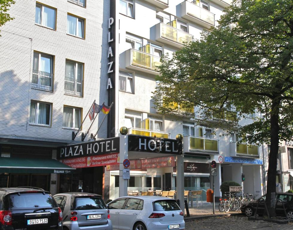 berlin plaza hotel am kurf rstendamm berlin book your hotel with viamichelin. Black Bedroom Furniture Sets. Home Design Ideas