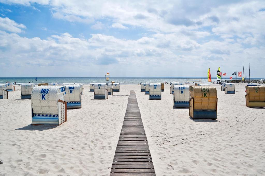 Gromitz Hotel Am Strand