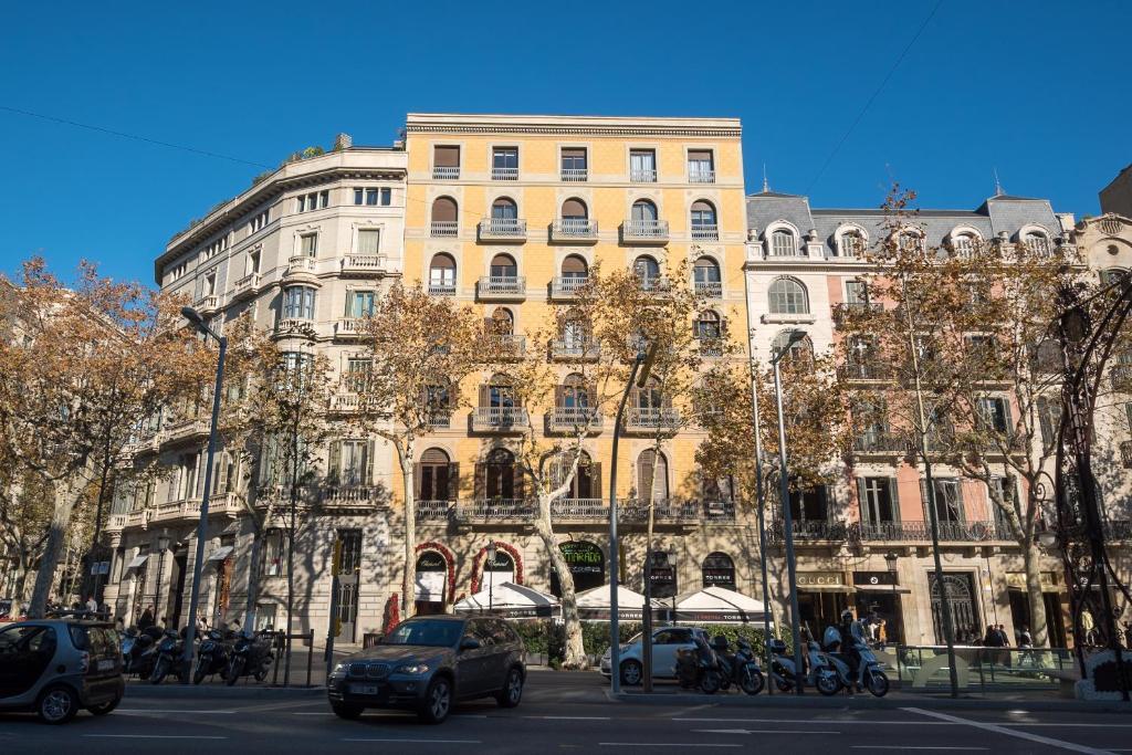 Hostalin barcelona passeig de gr cia barcellona for Prenotare hotel barcellona