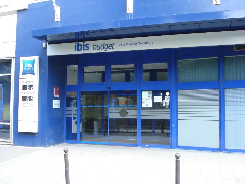 Hotel ibis budget paris porte de montmartre - Ibis budget paris porte de saint ouen ...
