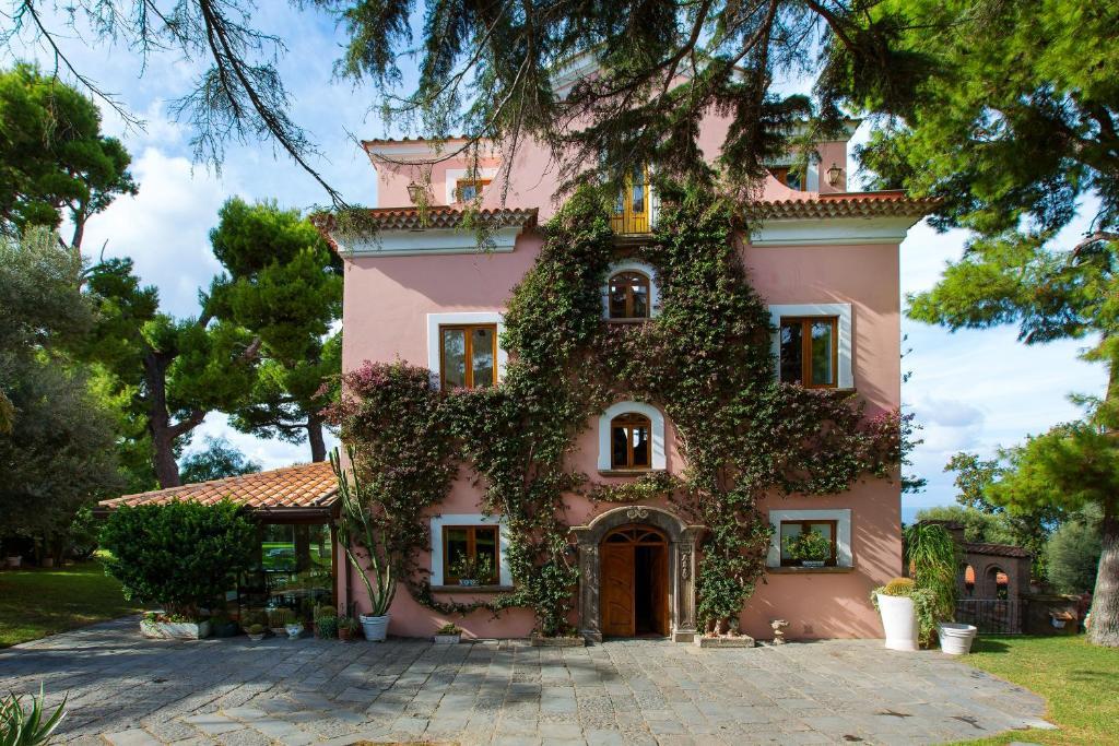 Villa Capo Santa Fortunata Sorrento