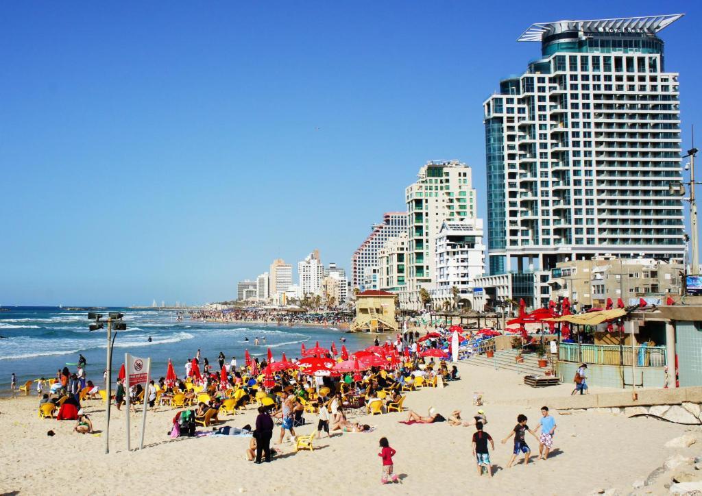 Booking Com Tel Aviv Hotels