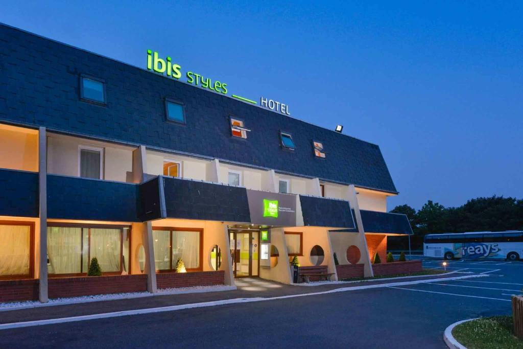 Hotel Ibis Parc Des Expositions De Villepinte