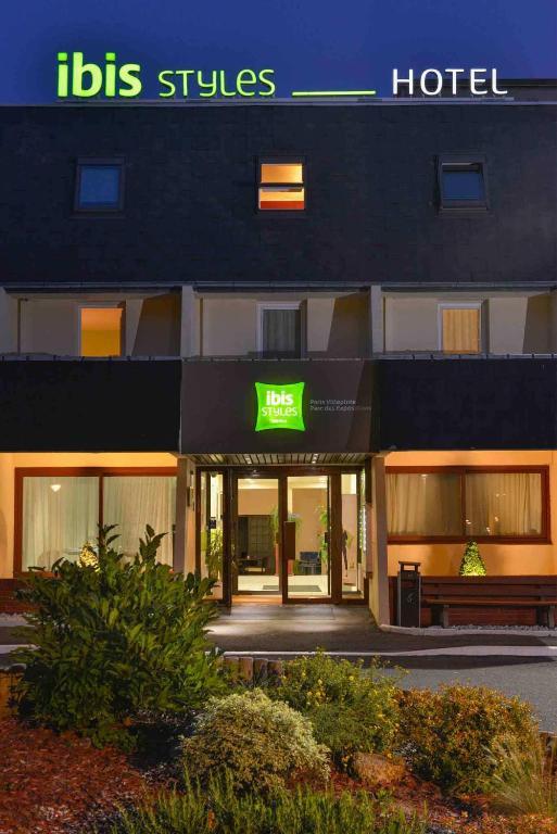 Hotel ibis styles parc des expositions de villepinte for Hotel ibis style villepinte