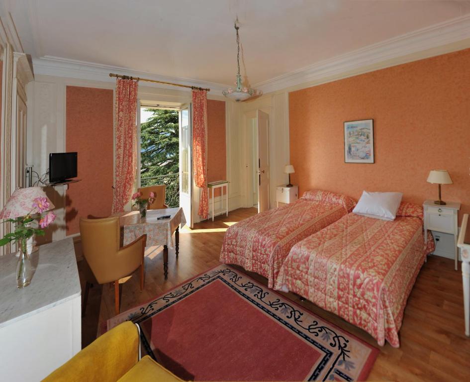Appartements les meubl s du manoir au splendid et royal - Location appartement meuble aix les bains ...