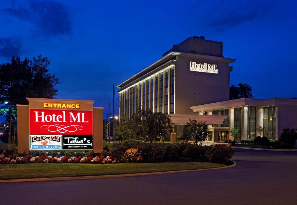 The hotel ml pennsauken reserva tu hotel con viamichelin for Hotels 08054