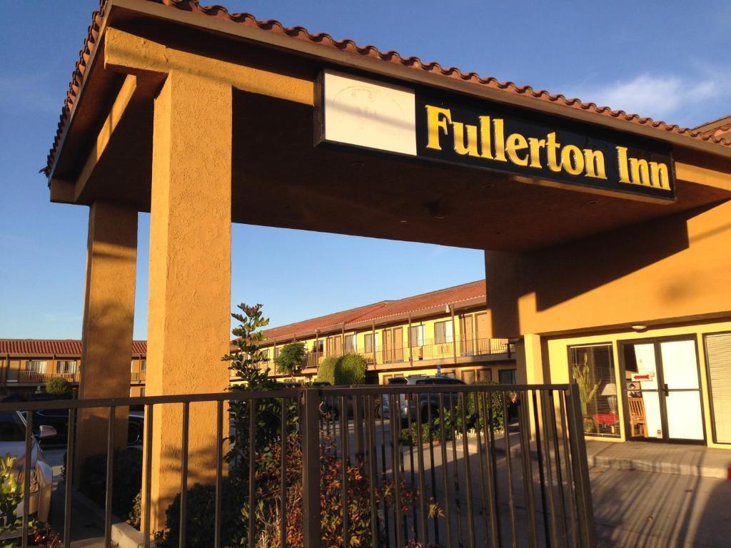 Hotel Rooms In Fullerton Ca