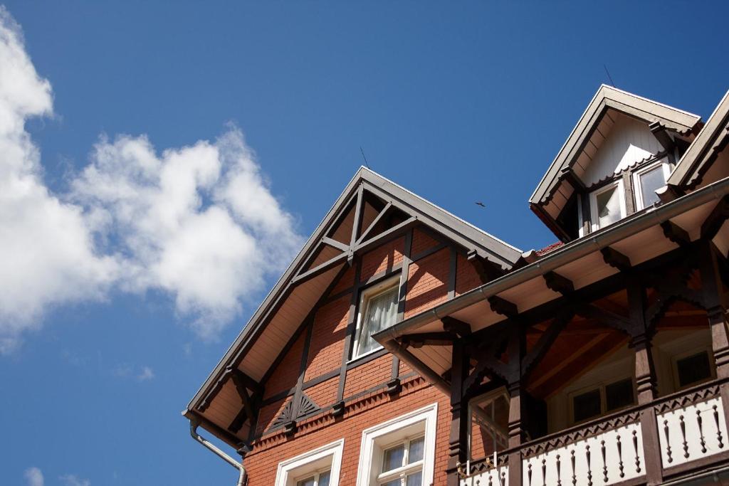 Pension Villa Neptun Heringsdorf