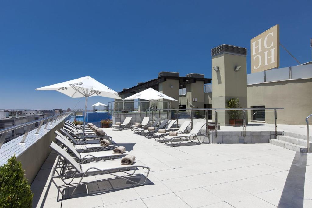 Hotel cordoba center c rdoba reserva tu hotel con for Hotel con piscina en cordoba