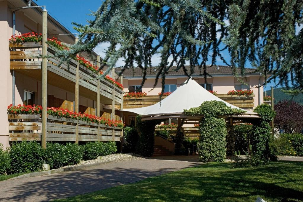 Hotel les remparts r servation gratuite sur viamichelin for Hotel les bains alsace
