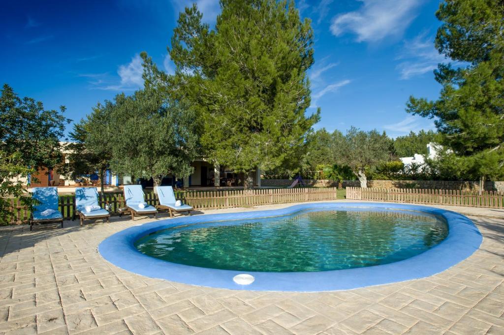 Casa de vacaciones casa carla espa a ibiza ciudad for Ciudad jardin ibiza