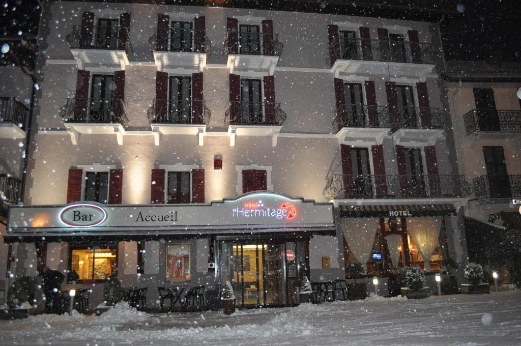 Hotel Restaurant A Thones