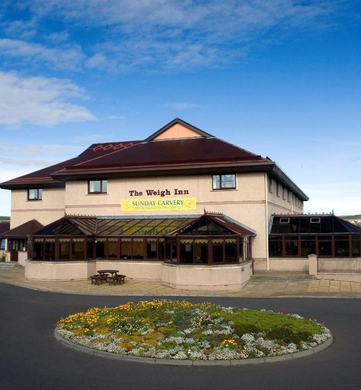 Weigh Inn Hotel Thurso