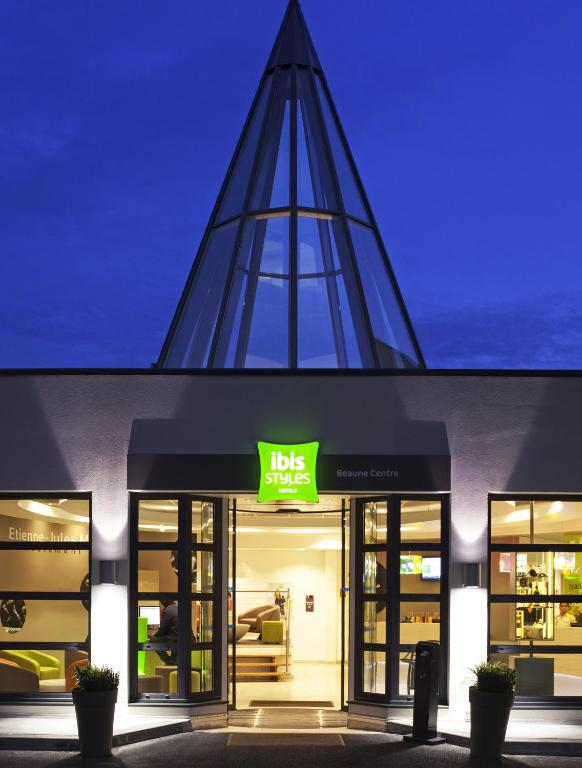 Hotel Ibis Styles Beaune Centre
