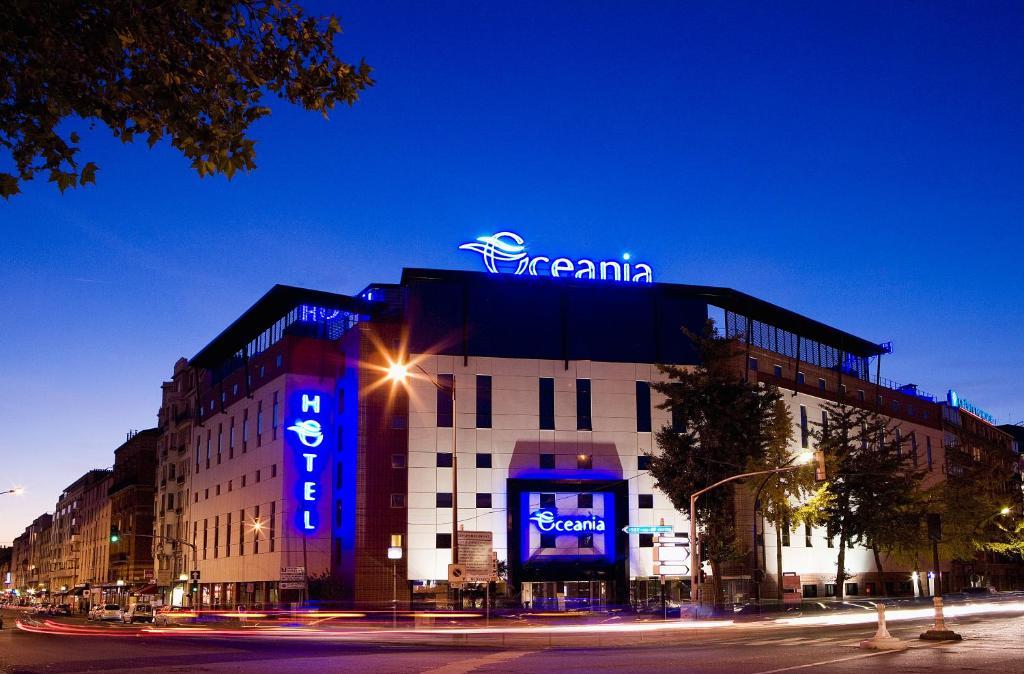 Hotel Oceania Paris Porte de Versailles in Paris  Hotelscom