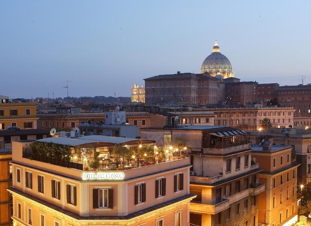 Hotel Dei Consoli Roma Booking