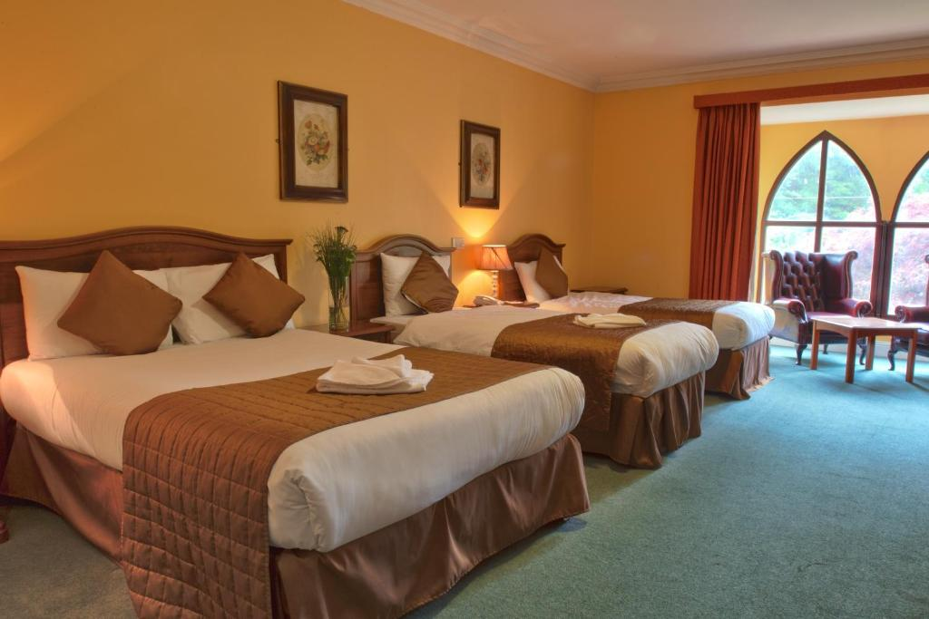 Gn Abbey Court Hotel Lodges Trinity Leisure Spa
