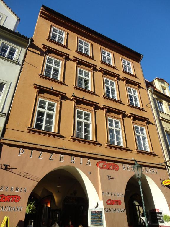 Pension Centre Ville Prague