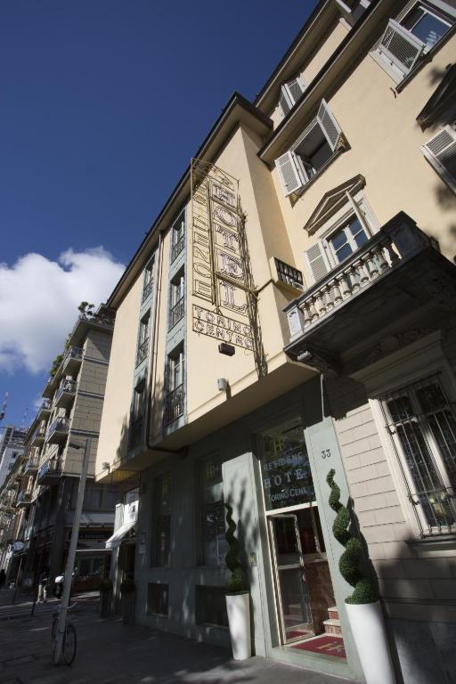 Hotel Torino Centro Corso Inghilterra