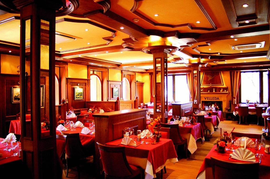 Hotel Restaurant Velleda