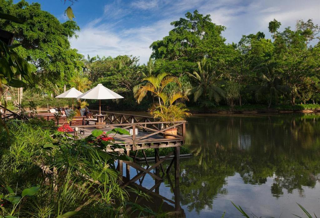 sepilok nature resort  holiday residences sandakan