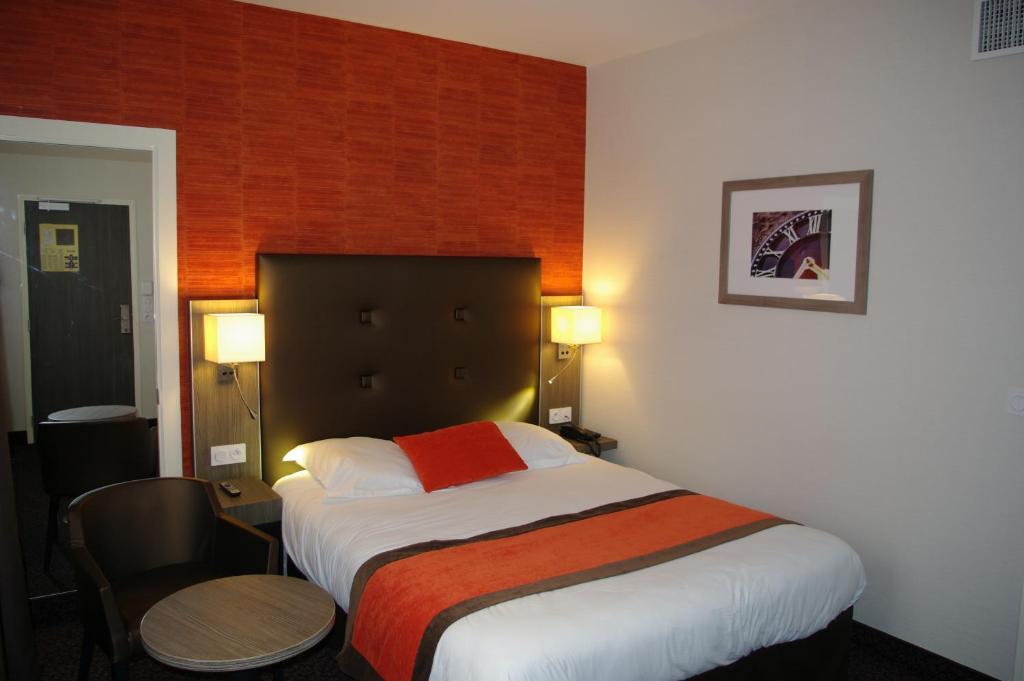 Hotel de la gare troyes centre r servation gratuite sur for Chambre de commerce de troyes