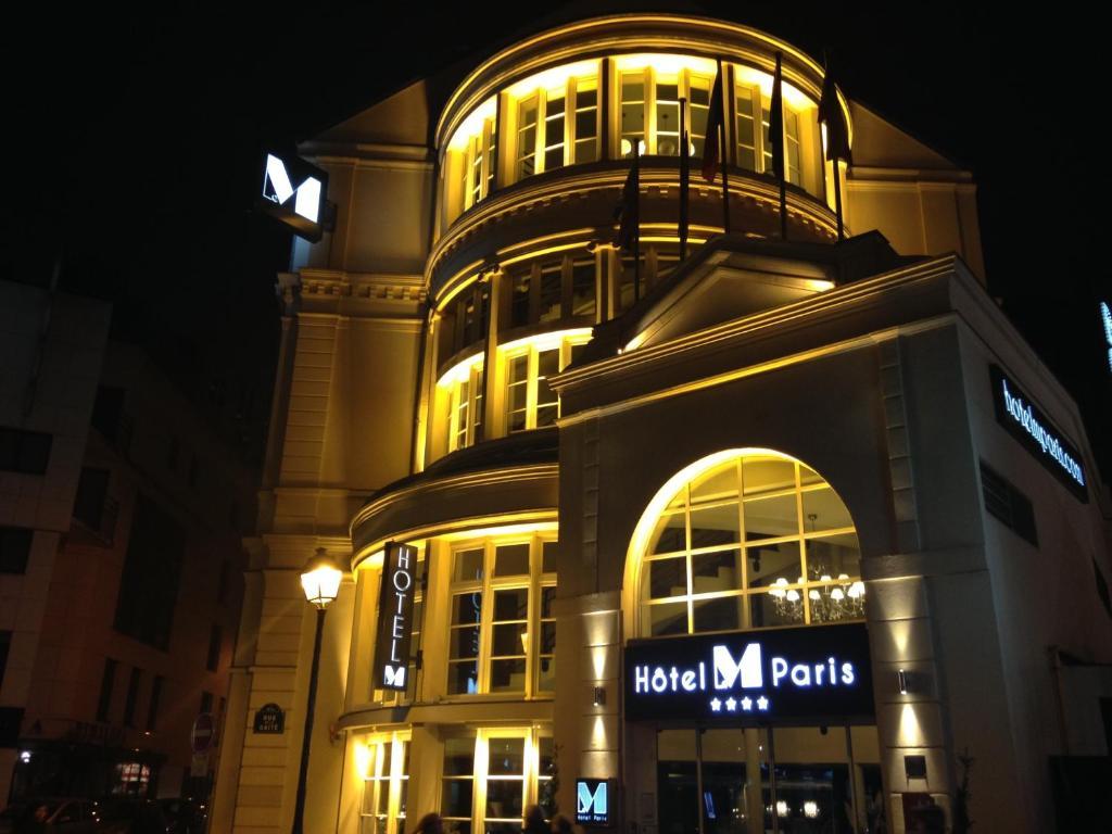 H tel le m paris online booking viamichelin for Hotel booking paris