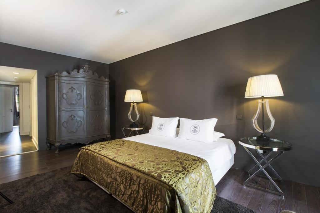 Lapa 82 boutique bed breakfast lissabon for Boutique bed breakfast