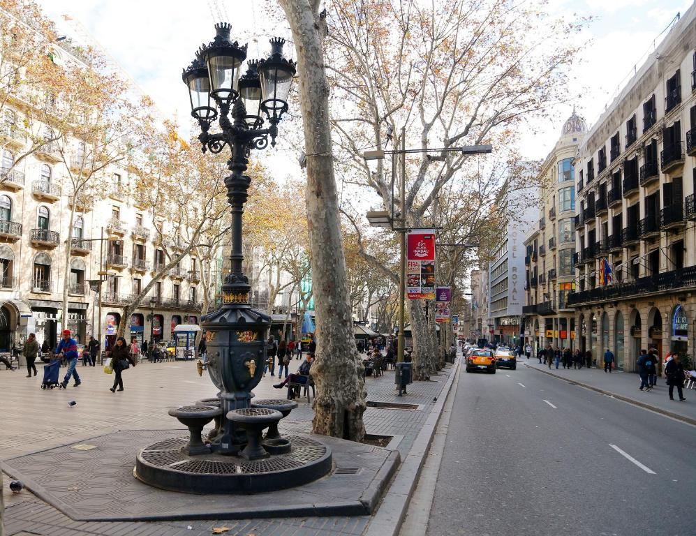 Royal ramblas barcellona prenotazione on line for Barcellona albergo economico