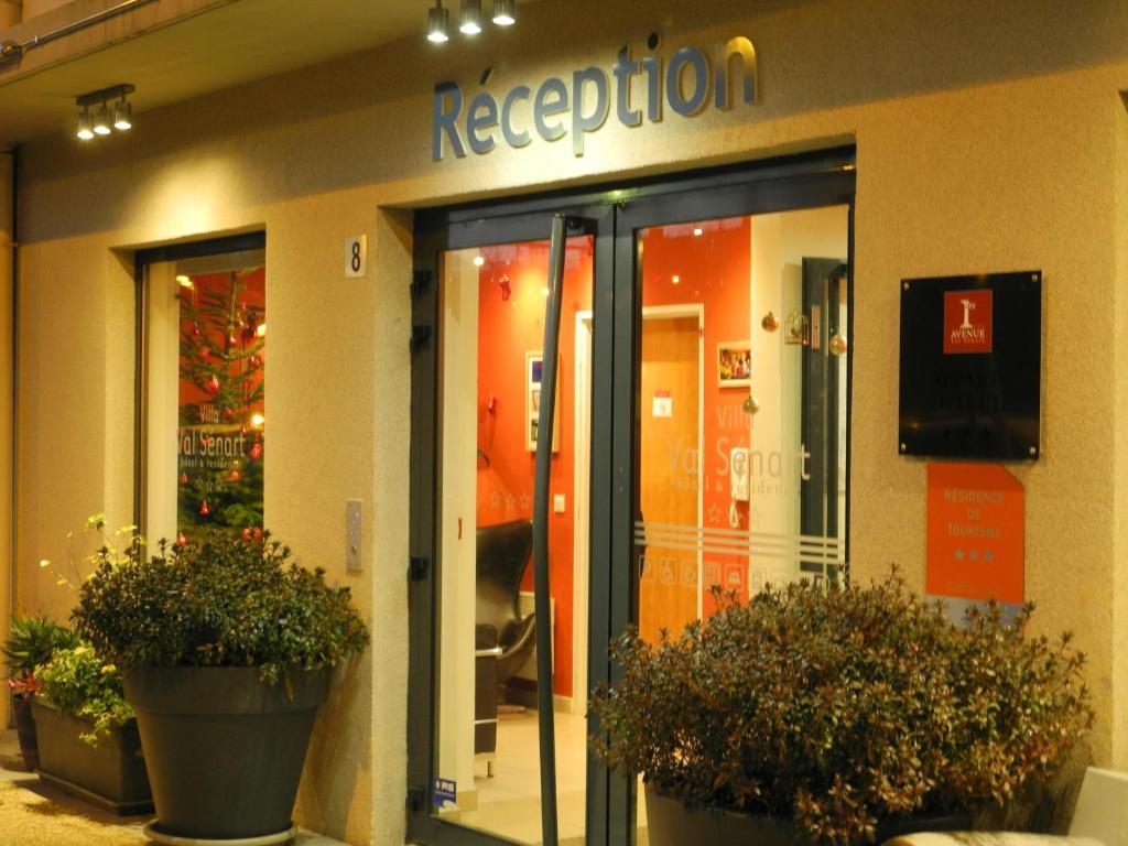1ere avenue val senart r servation gratuite sur viamichelin for Appart hotel quincy sous senart