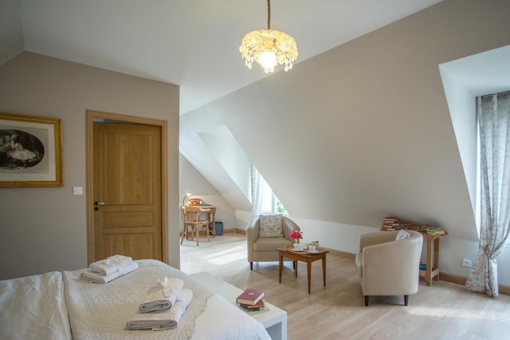 Chambres du0026#39;hu00f4tes La Maison du Carroir - Chambres du0026#39;hu00f4tes u00e0 Blois ...