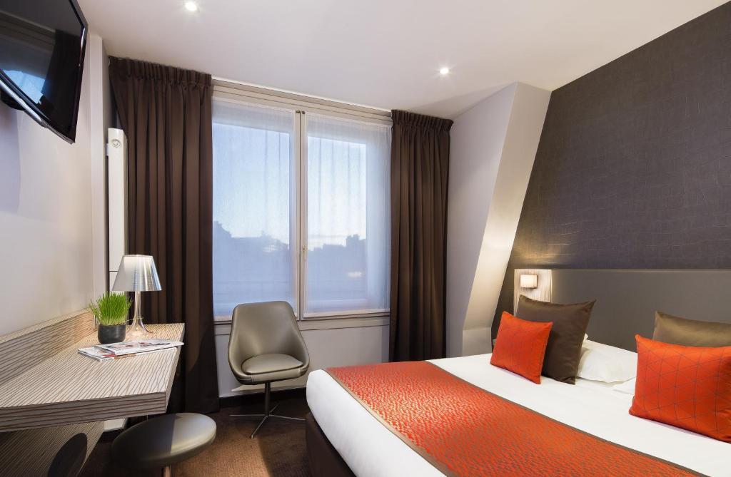 Acropole paris viamichelin informationen und online for Hotel design 75014
