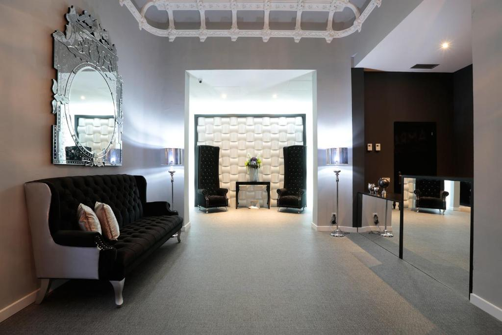 amra barcelona gran via barcellona prenotazione on line viamichelin. Black Bedroom Furniture Sets. Home Design Ideas