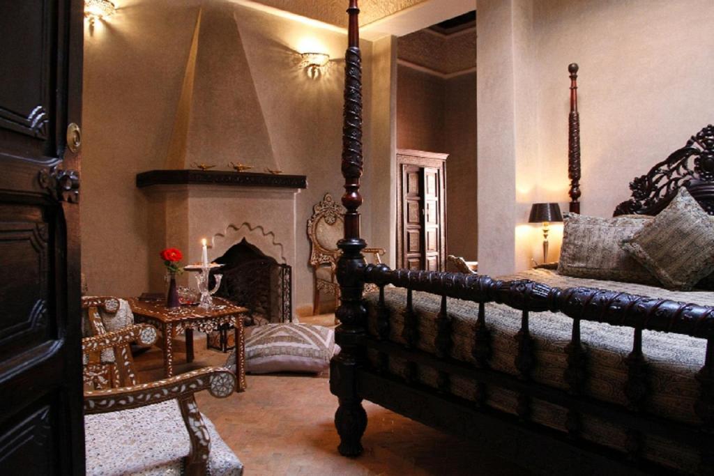 Riad ilayka chambres d 39 h tes marrakech for Chambre d hotes marrakech