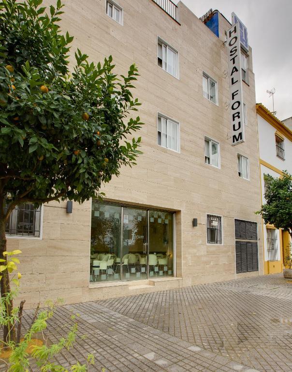 Hostal Forum Villa Del R O Reserva Tu Hotel Con Viamichelin