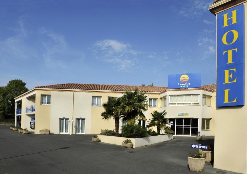 Confort Hotel Saintes
