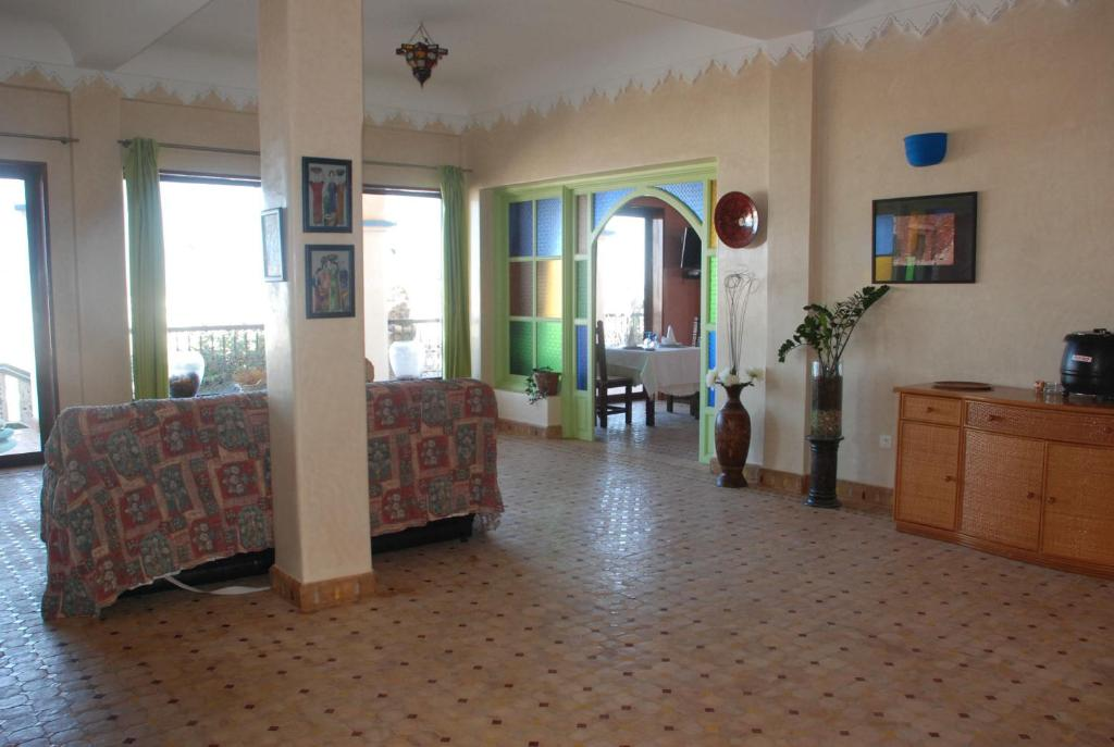 Riad essadia chambres d 39 h tes tan tan plage for Chambre hote quend plage