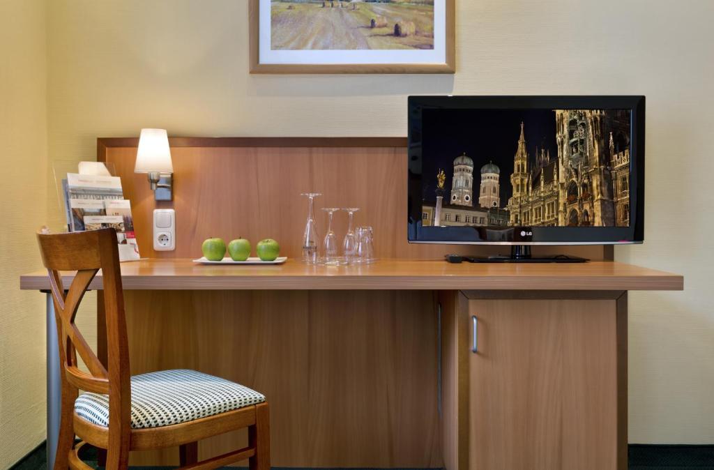 Intercity Hotel Munchen