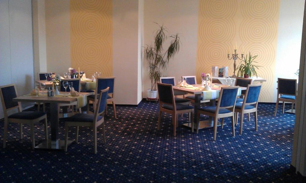 City Hotel Cottbus Restaurant