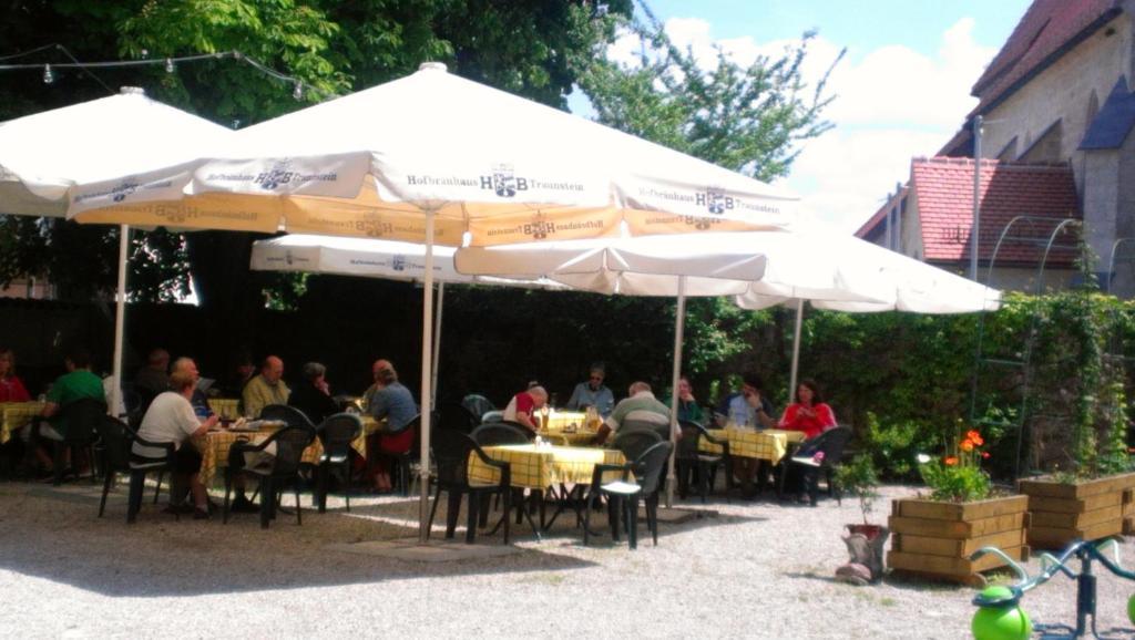 Hotel Burgblick Burghausen Deutschland