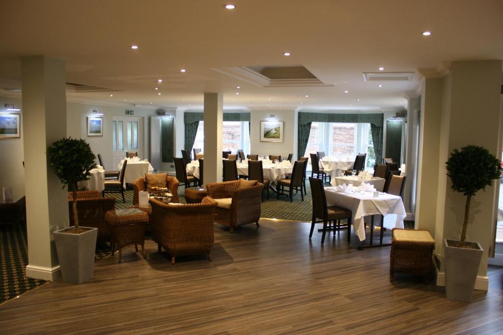 Chiseldon House Hotel Restaurant