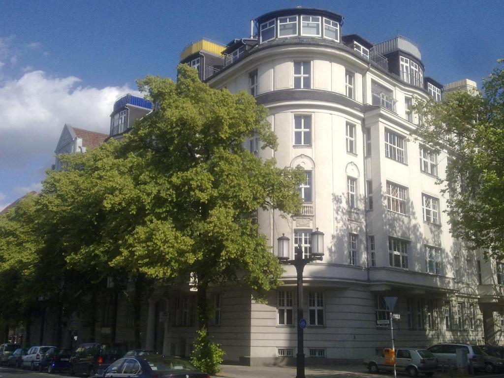 Hotel Pension Gribnitz Kaiserdamm  Berlin