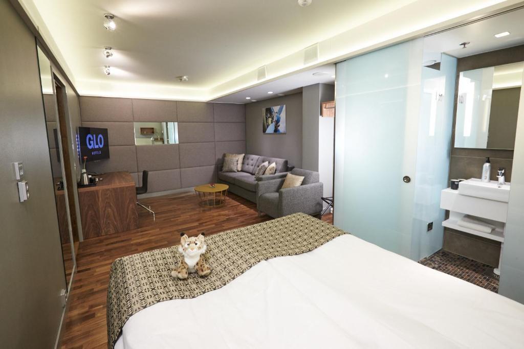 Glo Hotel Airport Tuusula Online Booking Viamichelin