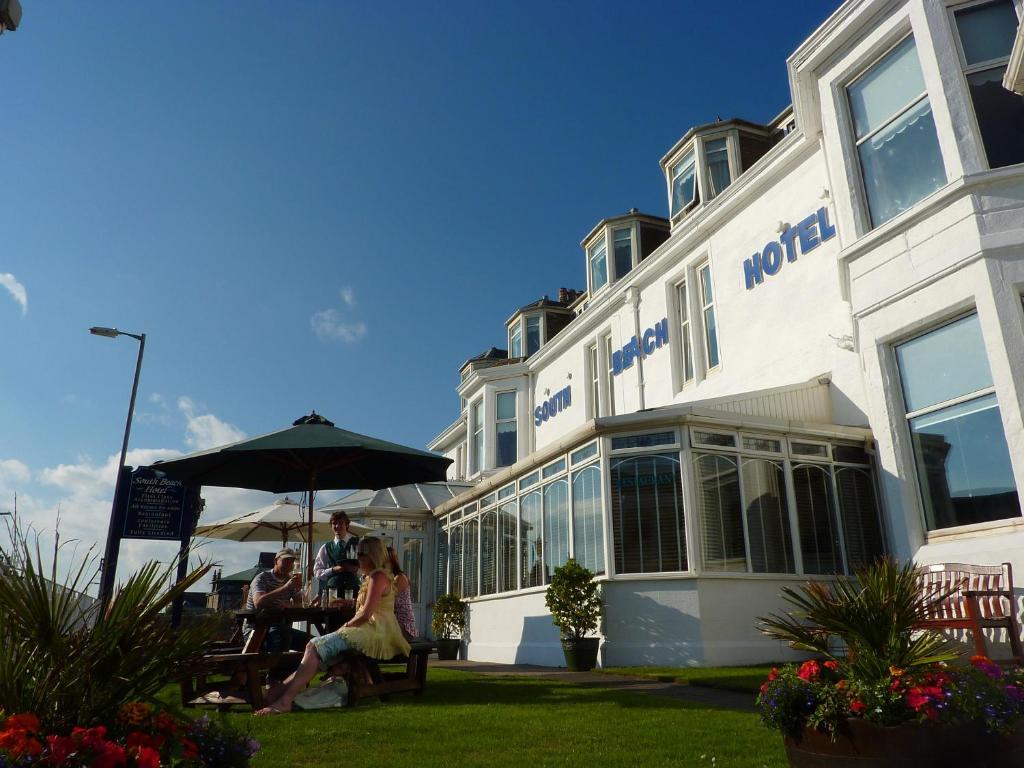 Marine Hotel Troon Restaurant