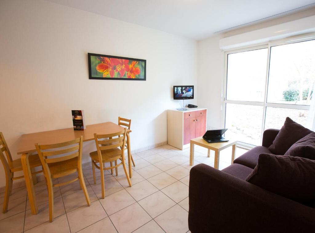 All suites appart h tel m rignac r servation gratuite for Appart hotel suite