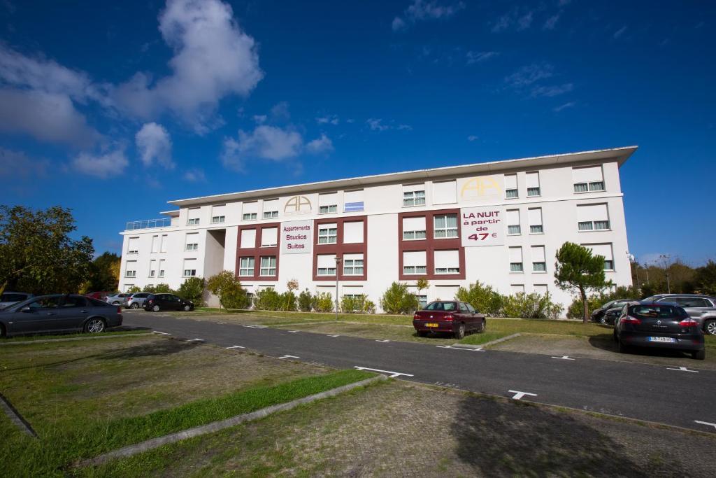 All suites appart h tel m rignac r servation gratuite for Reserver un appart hotel