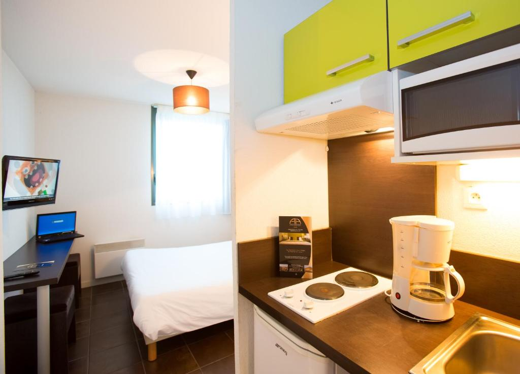 R sidence all suites appart h tel bordeaux lac bordeaux for Bordeaux appart hotel