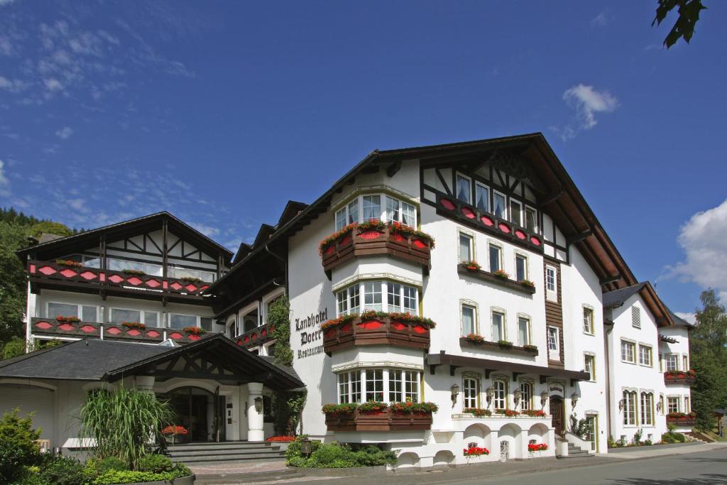 Bad Laasphe Hotel Doerr