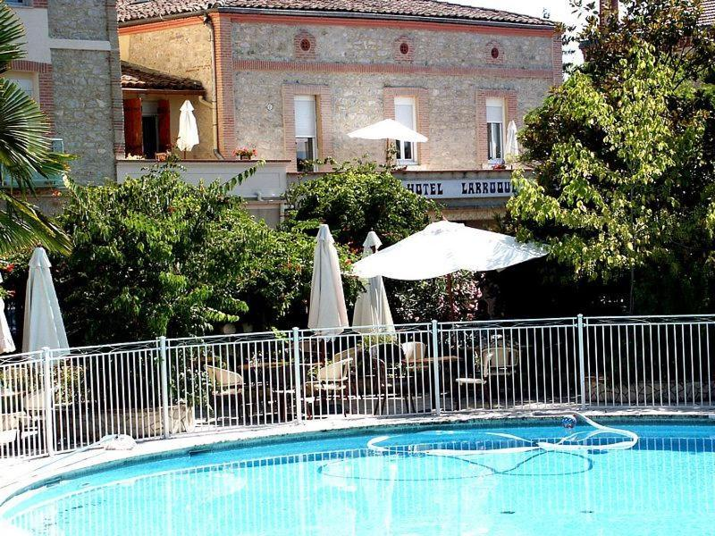 Hotel Restaurant Larroque A Caussade